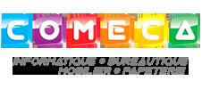 logo Comeca informatique-bureautique-mobilier-papeterie