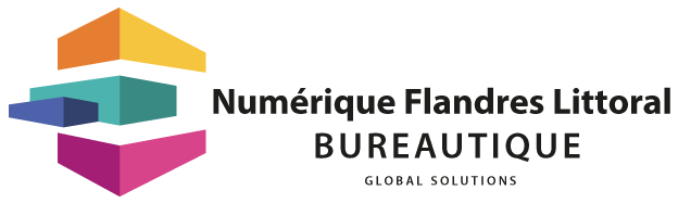 logo Numérique Flandres Littoral Bureautique